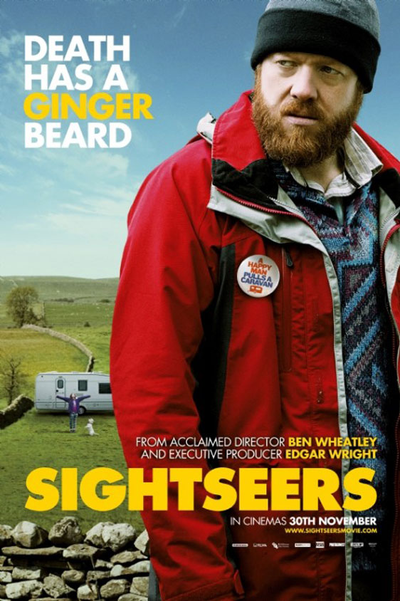 Sightseers Poster #5