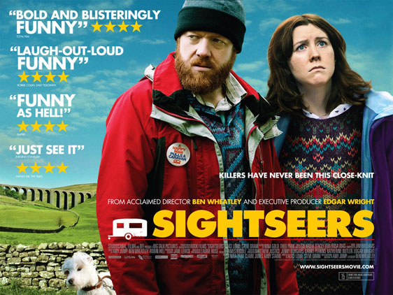 Sightseers Poster #7