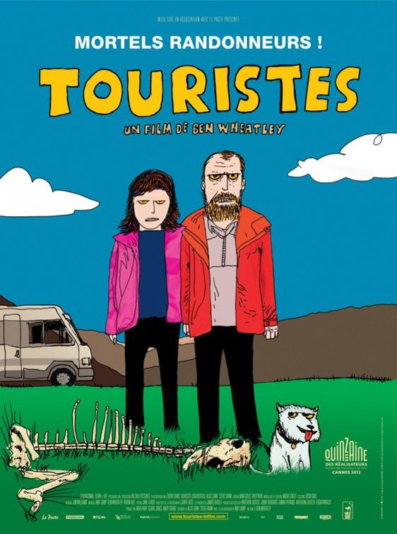 Sightseers Poster #9