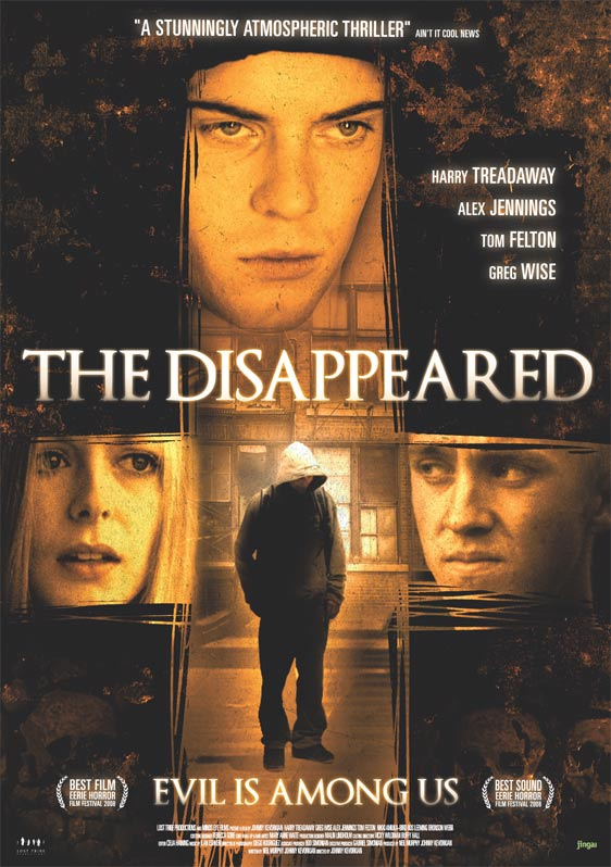 The Disappeared Poster #1