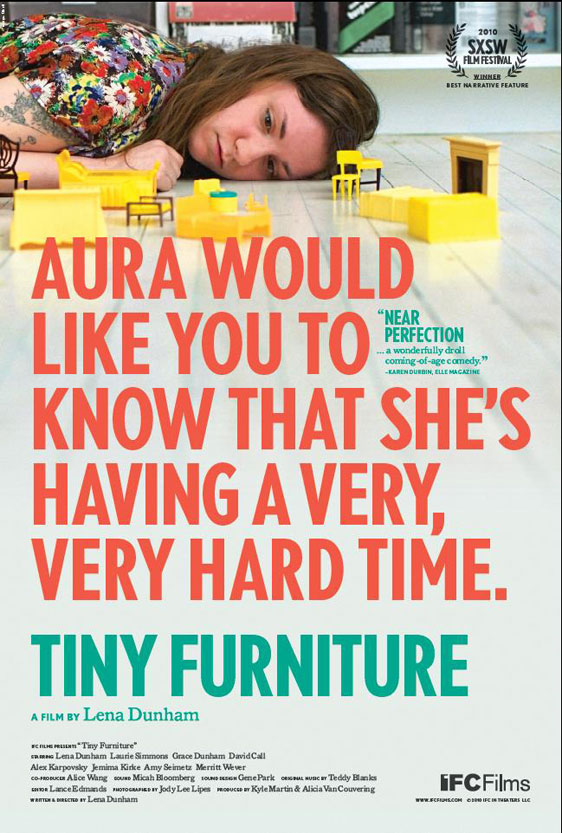 Tiny Furniture Poster