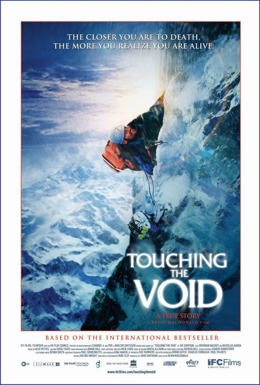 Touching the Void Poster #1