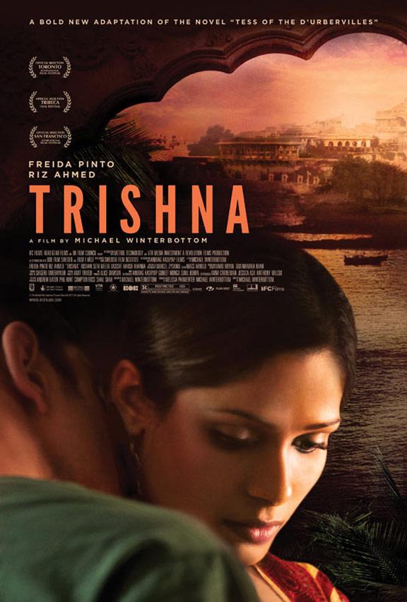 Trishna Poster