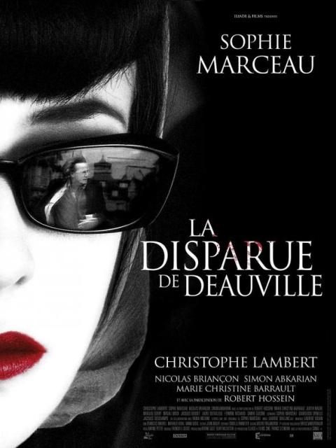 Trivial (La Disparue de Deauville) Poster
