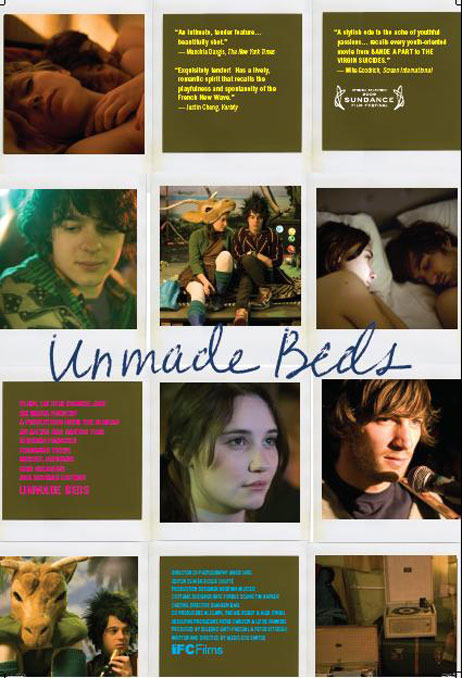 Unmade Beds Poster #2
