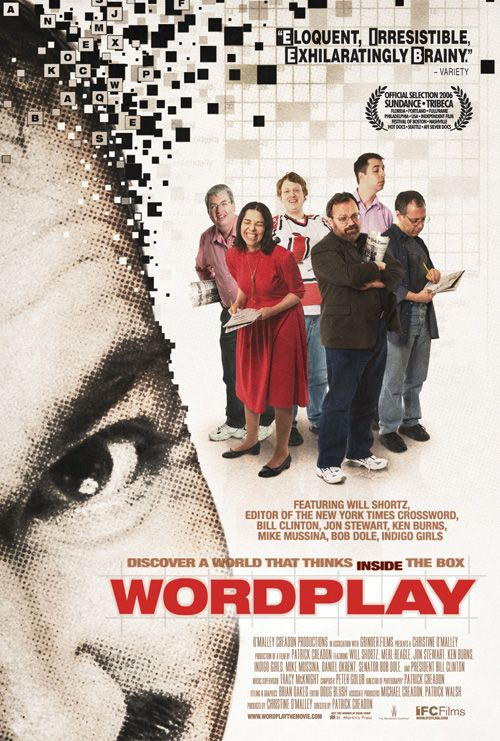 Wordplay Poster