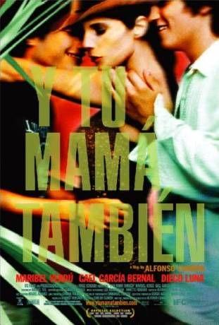 Y Tu Mama Tambien Poster