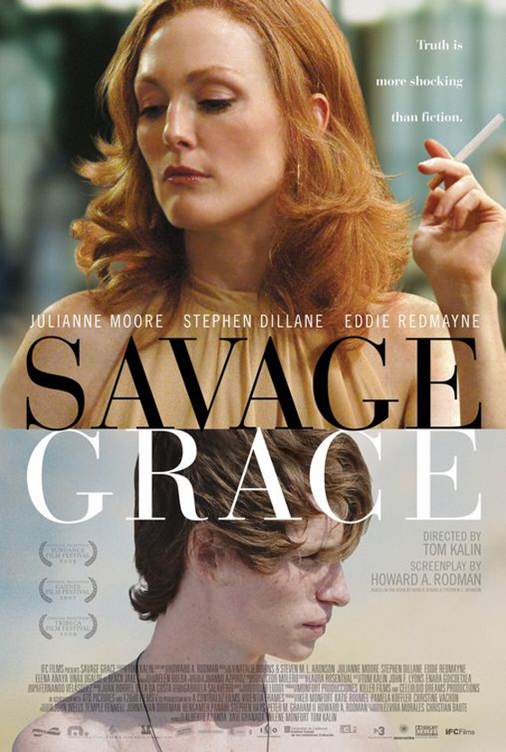 Savage Grace Poster #2