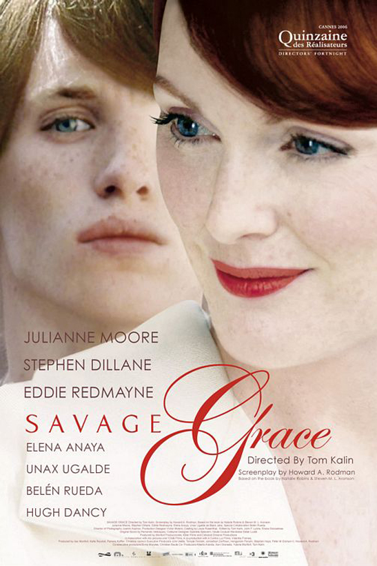 Savage Grace Poster