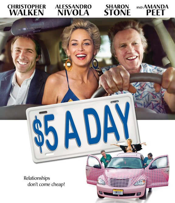 $5 a Day Poster #1