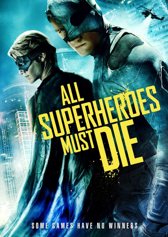 All Superheroes Must Die Poster #1