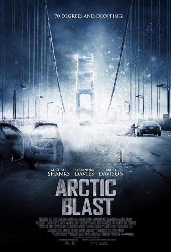 Arctic Blast Poster #1
