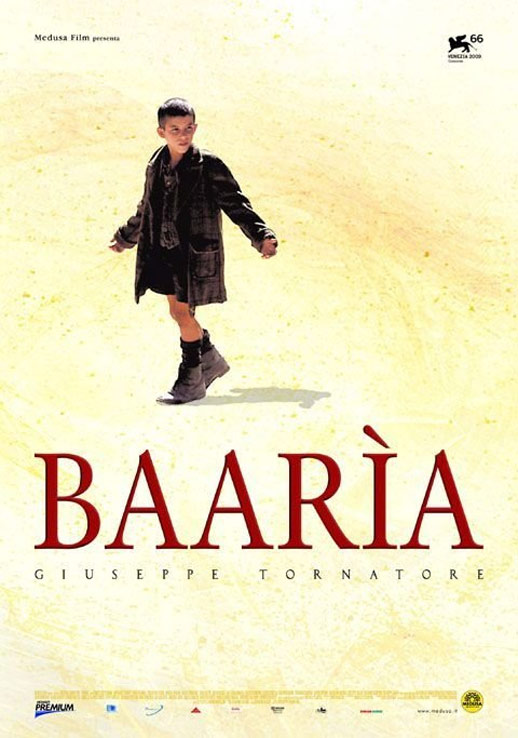 Baaria Poster