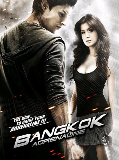 Bangkok Adrenaline Poster