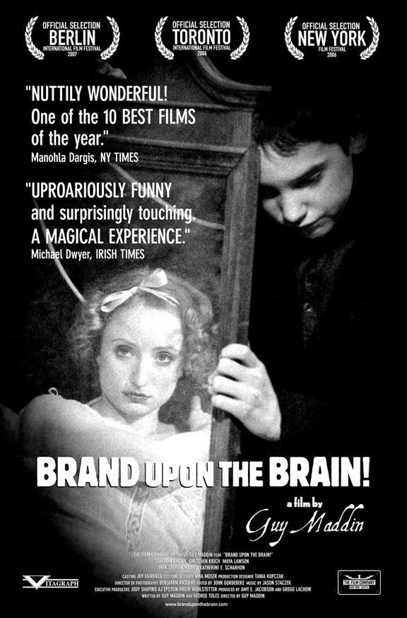 Brand Upon the Brain! A Remembrance in 12 Chapters Poster #2