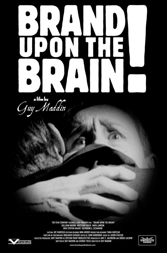 Brand Upon the Brain! A Remembrance in 12 Chapters Poster #1