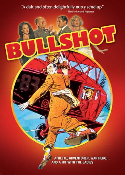 Bullshot Crummond Poster