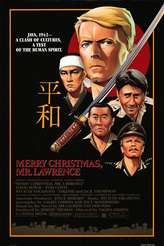 Merry Christmas Mr. Lawrence Poster