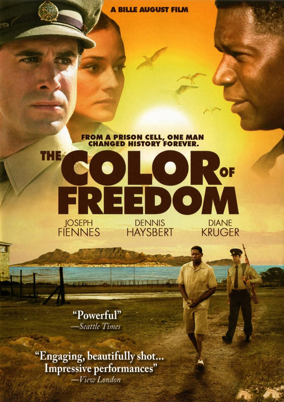 The Color of Freedom Poster