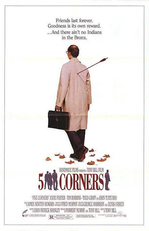 Five Corners Poster #2