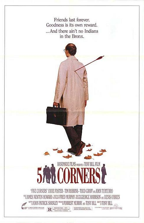 Five Corners Poster #2