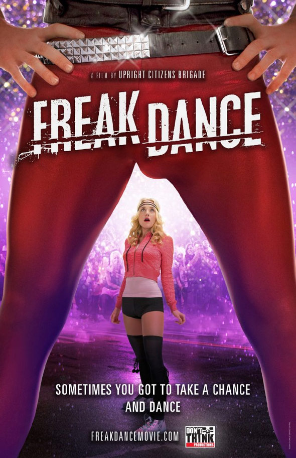 Freak Dance Poster #1
