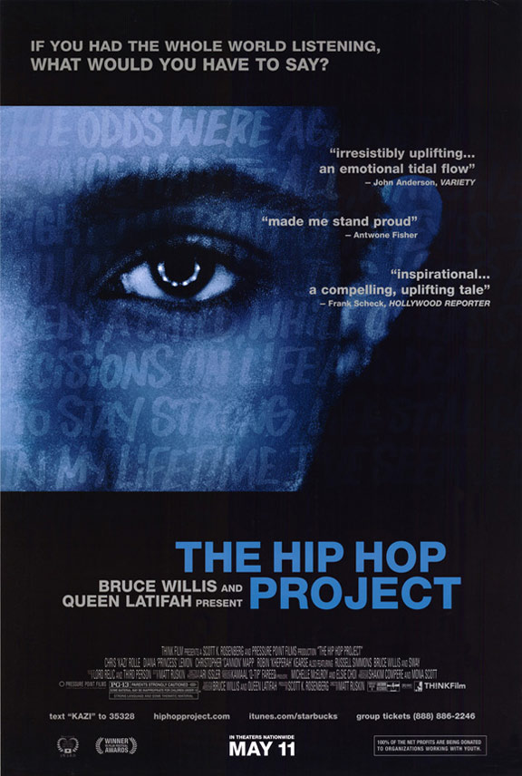 The Hip Hop Project Poster #1