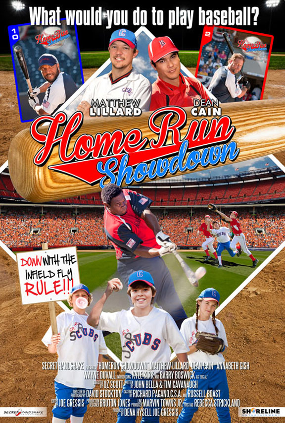 Home Run Showdown Poster