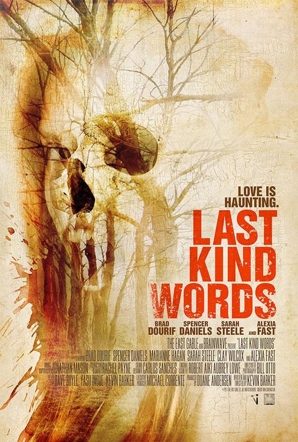 Last Kind Words Poster #1