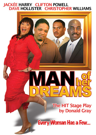 Man of Her Dreams Poster #1