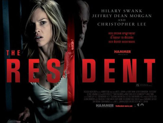 The Resident Poster #2