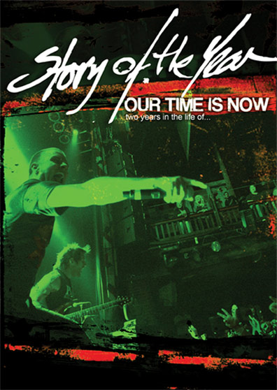 Our Time Is Now: Two Years in the Life of Story of the Year Poster