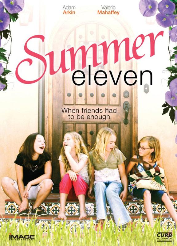 Summer Eleven Poster