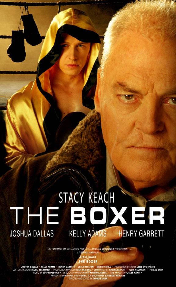 The Boxer Poster #1