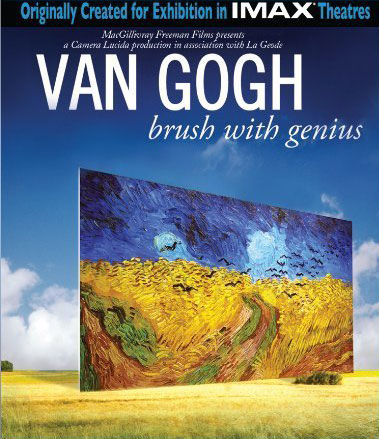 Van Gogh: Brush with Genius Poster