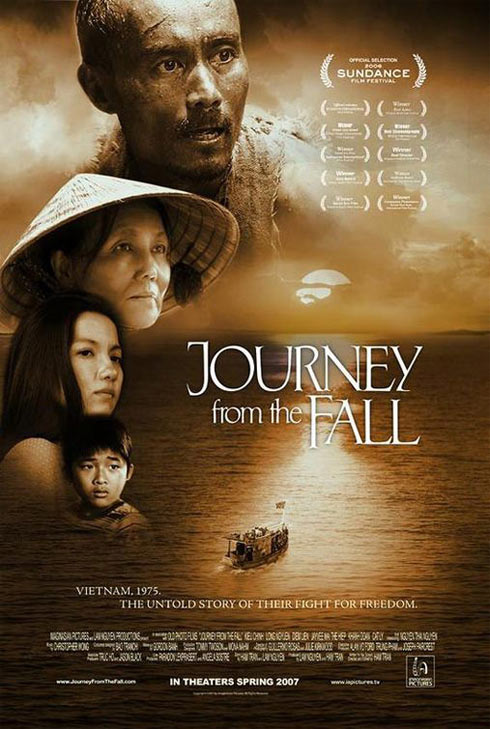 Journey From the Fall Poster