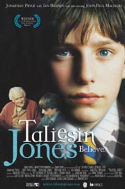 Taliesin Jones Poster