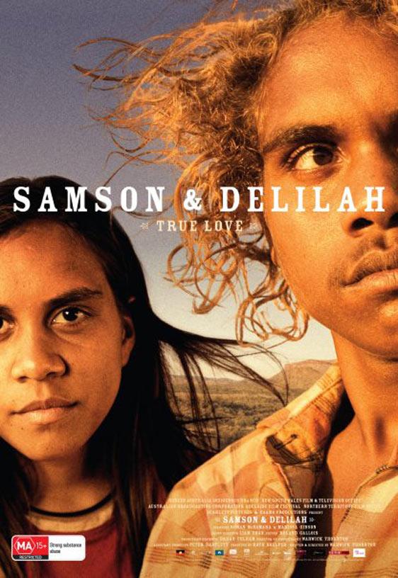 Samson and Delilah Poster #1