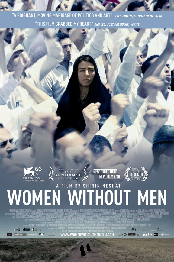 Women Without Men (Zanan-e bedun-e mardan) Poster