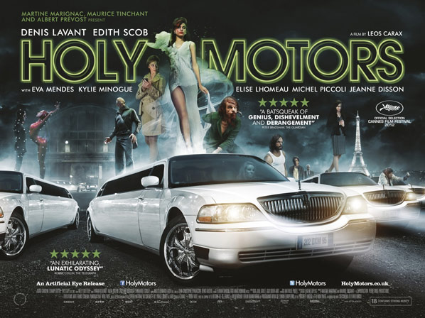 Holy Motors Poster #2