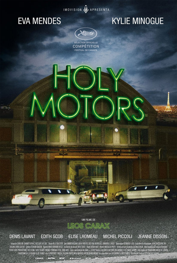 Holy Motors Poster #3