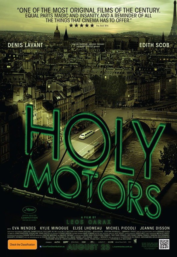 Holy Motors Poster #4