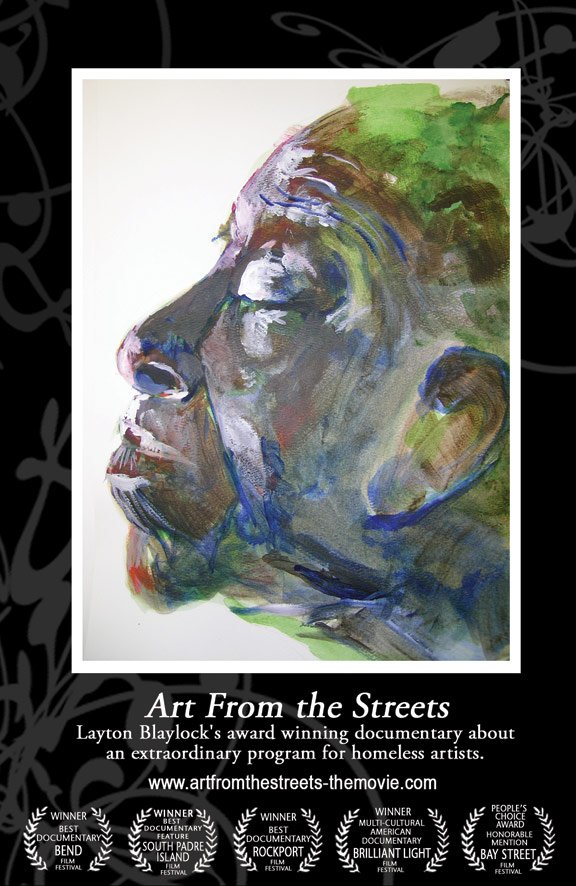 Art From the Streets Poster
