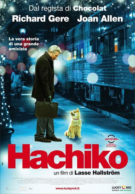 Hachi: A Dog's Tale Poster #5