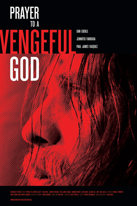 Prayer to a Vengeful God Poster #2