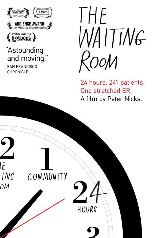 The Waiting Room Poster #1