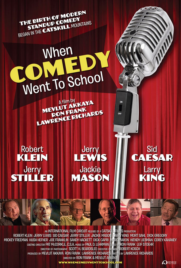 When Comedy Went to School Poster #1