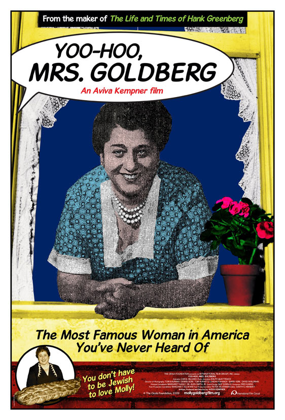 Yoo-Hoo, Mrs. Goldberg Poster #1