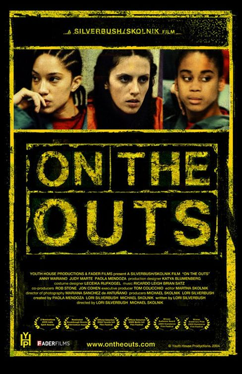 On the Outs Poster