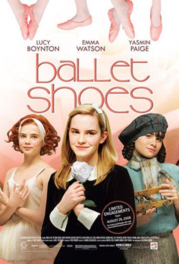 Ballet Shoes Poster #1